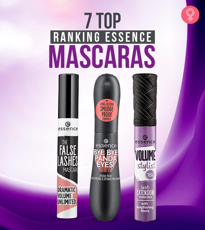 7 Top Ranking Essence Mascaras Of 2021