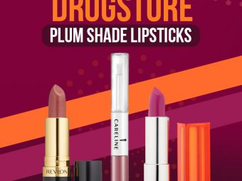 8 Best Drugstore Plum Shade Lipsticks