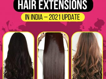 9 Best Hair Extensions In India – 2021 Update