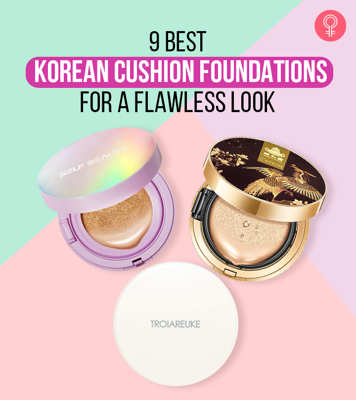 9 Best Korean Cushion Foundations For A Flawless Look