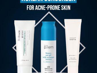 9-Best-Korean-Sunscreen-For-Acne-Prone-Skin