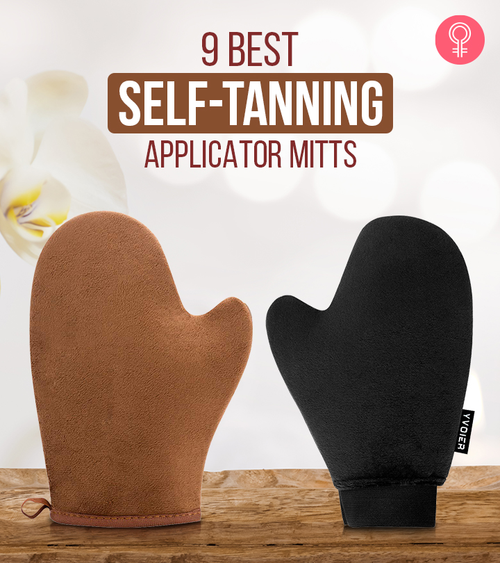 9 Best Self-Tanning Applicator Mitts Of 2021