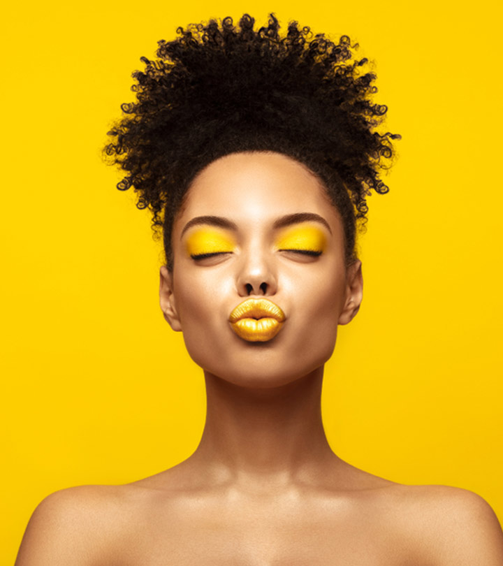 9 Best Yellow Eyeshadows For Eyes That Dazzle In 2021