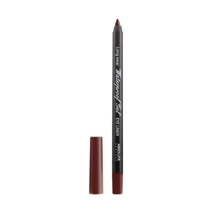 Absolute New York Long Wear Waterproof Gel Eyeliner – Brown