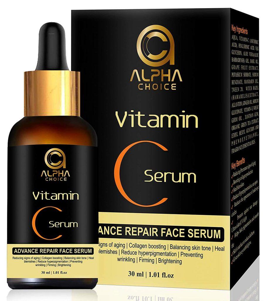Alpha Choice Vitamin C Serum
