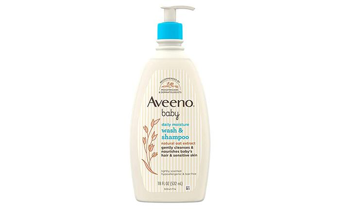 Aveeno Baby Daily Moisture Wash & Shampoo