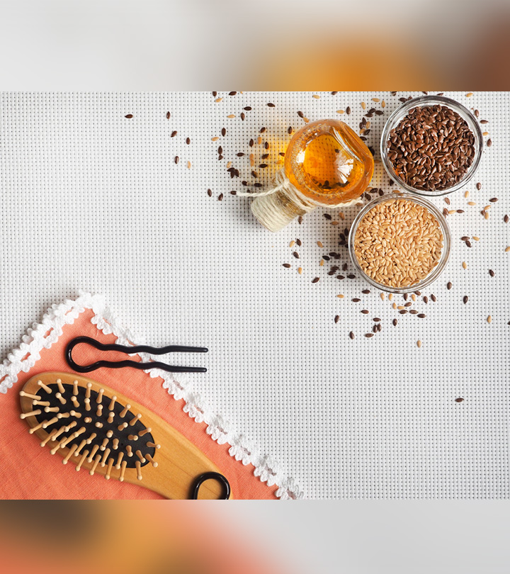 Benefits of Flaxseed for Hair in Hindi