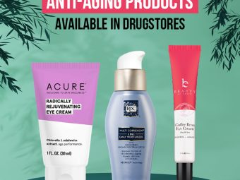 Best-Anti-Aging-Products-Available-In-Drugstores