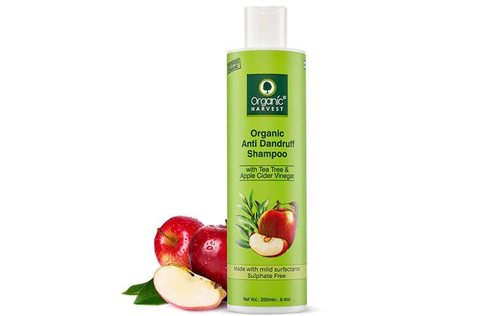 Organic Harvest Organic Anti-Dandruff Shampoo