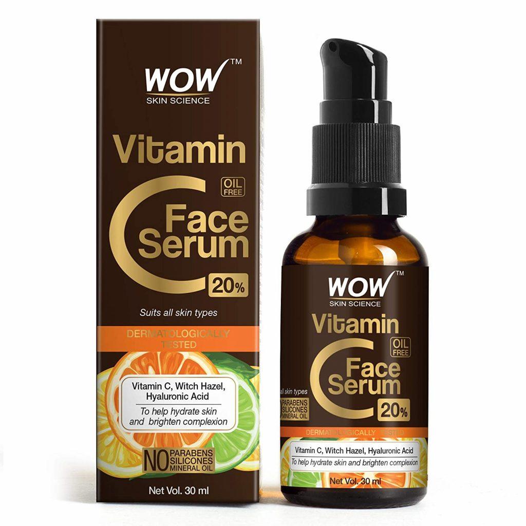 Best Brightening Serum Wow Skin Science Vitamin C Face Serum