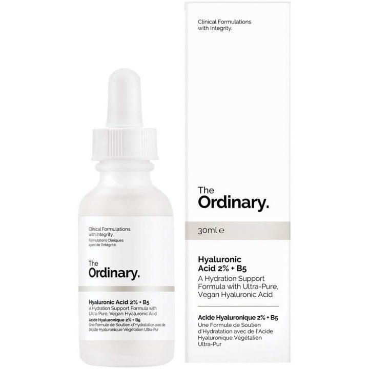 Best Hydrating Serum The Ordinary Hyaluronic Acid 2% + B5