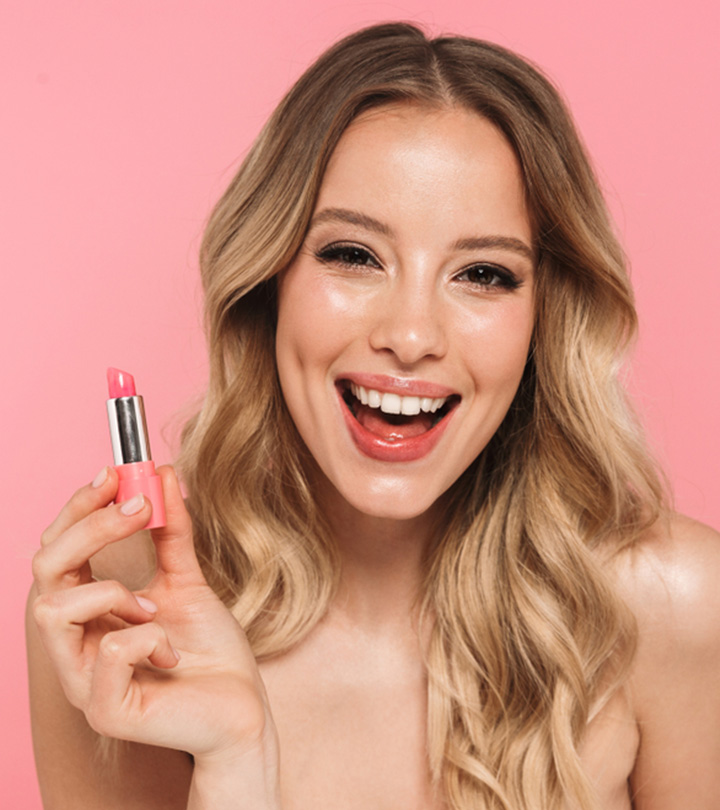 12 Best Light Pink Lipsticks For Pretty, Puckered Lips