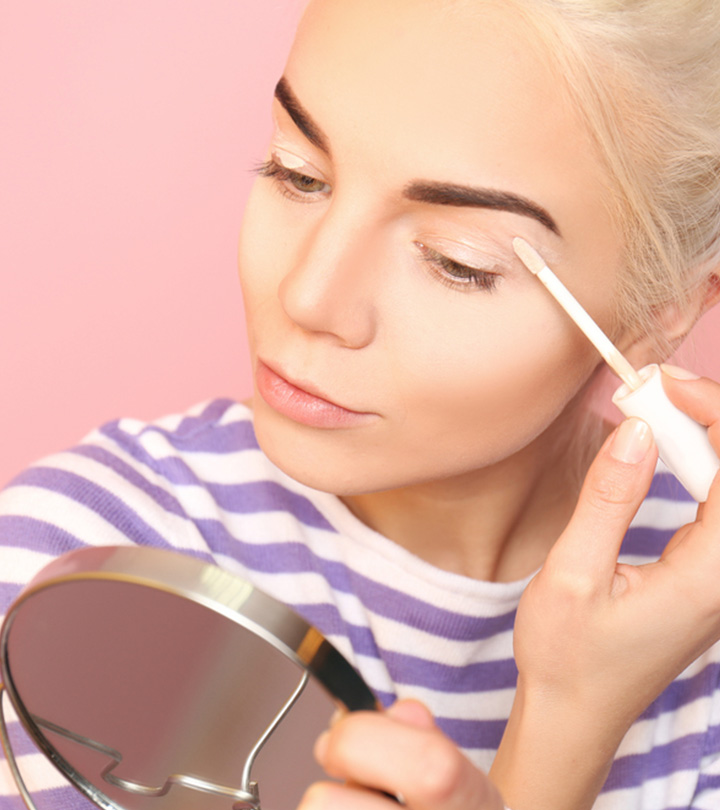 10 Best Peach Color Correctors For Light-To-Medium Skin Tones