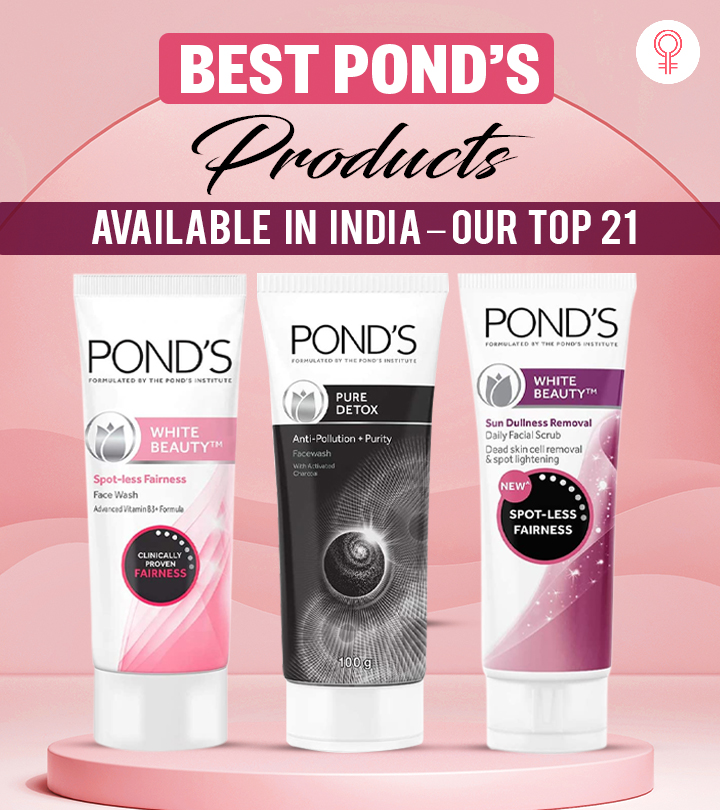 Best Pond's Products Available In India – Our Top 21