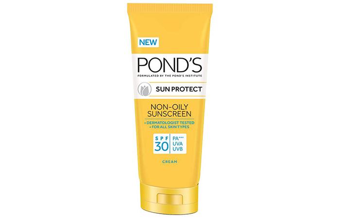 Pond's Sun Protect Non-Oily Sunscreen