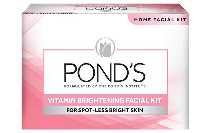 Pond's Vitamin Brightening Facial Kit