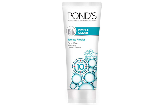Pond's Pimple Clear Face Wash