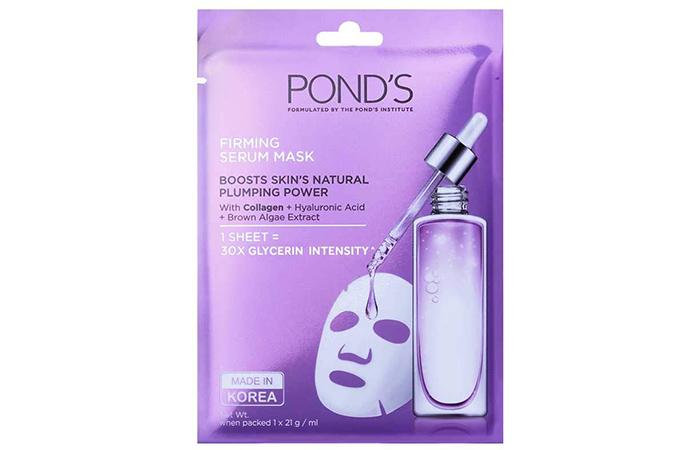 Pond's Firming Serum Mask