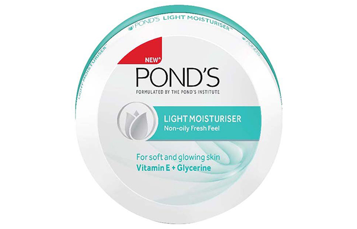 Pond's Light Moisturiser
