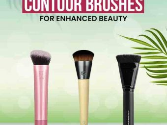 Best Recommended Contour Brushes For Enhanced Beauty