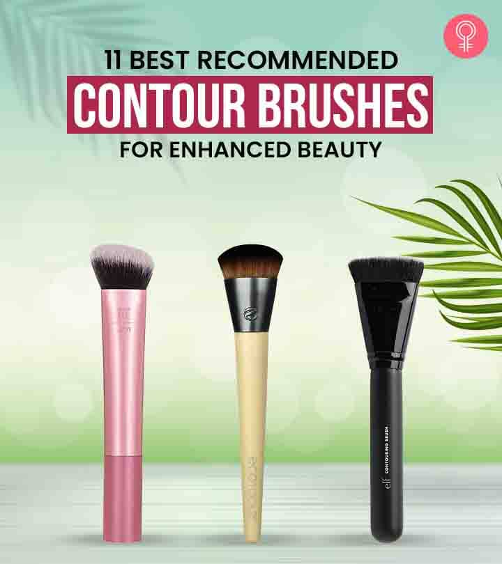 11 Best Recommended Contour Brushes For Enhanced Beauty
