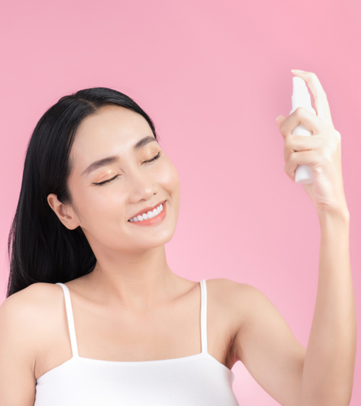 10 Best Setting Sprays For Acne-Prone Skin To Check Out In 2021