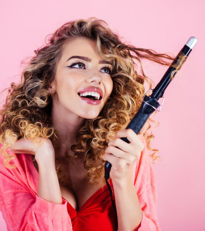10 Best Stream Curling Irons In 2021 For Dreamy Curls