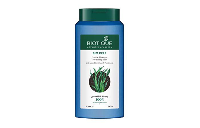 Biotique Advanced Ayurveda Bio Kelp Protein Shampoo For Failing Hair