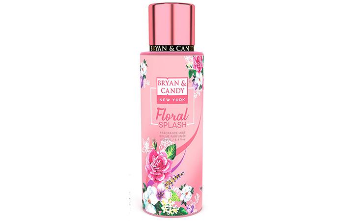 Bryan & Candy New York Fragrance Mist – Floral Splash
