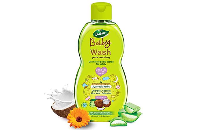 Dabur Baby Wash