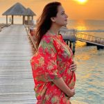 Dia Mirza Welcomes A Baby With Vaibhav Rekhi And Gets Congratulated By The FIlm Fraternity