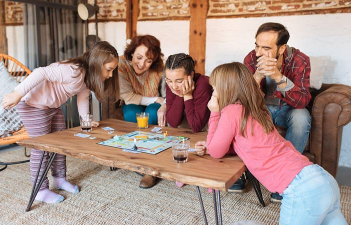 Family Reunion Ideas And Games