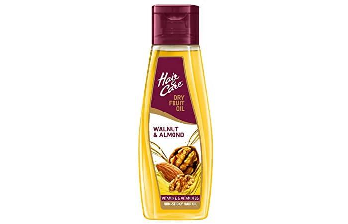 Hair & Care Dry Fruit Oil – Walnut & Almond