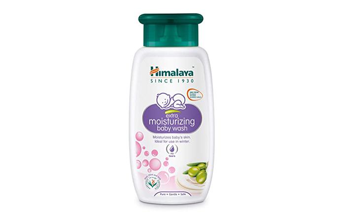 Himalaya Extra Moisturizing Baby Wash