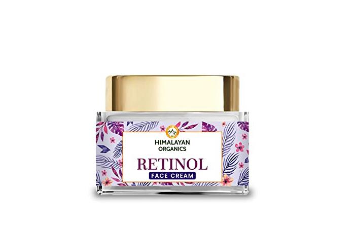 Himalayan Organics Retinol Face Cream