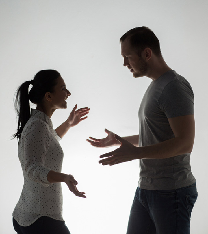 How To Deal With An Angry Spouse