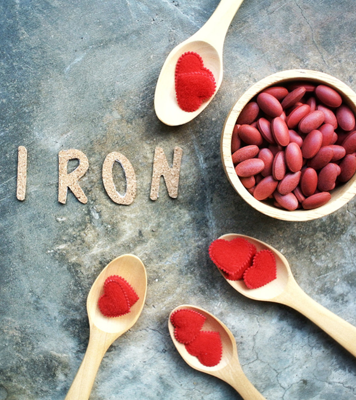 Iron Benefits and Side Effects in Hindi