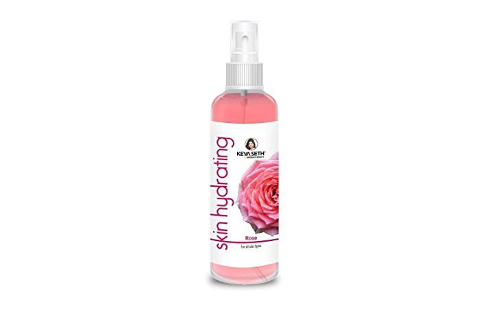 Keya Seth Aromatherapy Skin Hydrating Rose Water