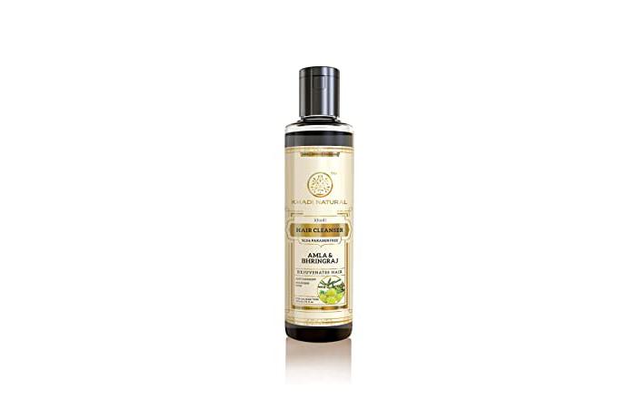 Khadi Natural Hair Cleanser – Amla & Bhringraj