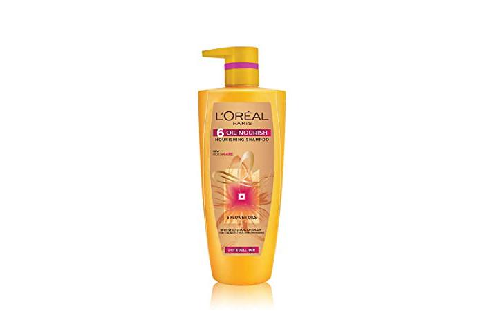 L'Oreal Paris 6 Oil Nourish Nourishing Shampoo
