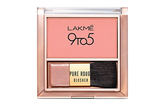 Lakme 9 To 5 Pure Rouge Blusher