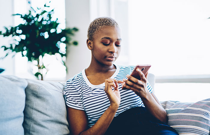 Do Not Receive Their Calls And Respond To Their Texts