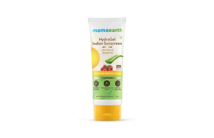Mamaearth HydraGel Indian Sunscreen SPF 50