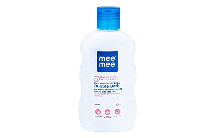 Mee Mee Gentle Baby Bubble Bath