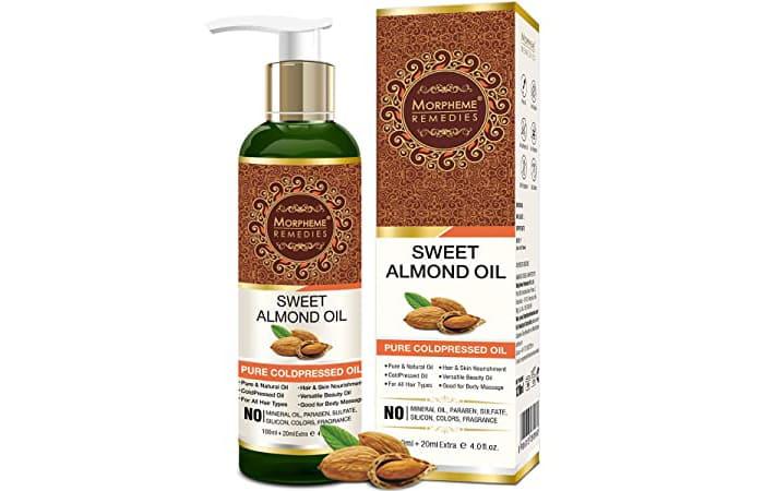 Morpheme Remedies Sweet Almond Oil