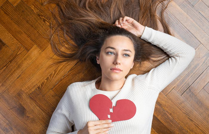 What Does It Mean To Give Up On Love?