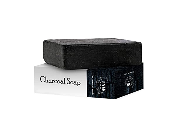 TNW The Natural Wash Charcoal Soap