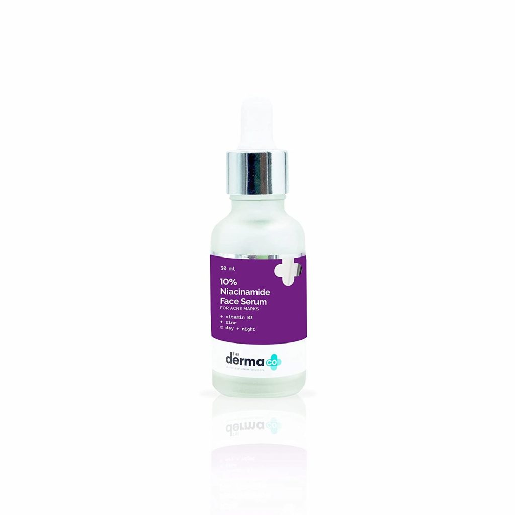 The Derma Co 10% Niacinamide Serum For Acne Marks