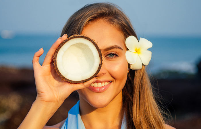 Try Switching To Coconut Or Hibiscus Oil