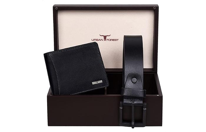 Wallet & Belt Gift Combo